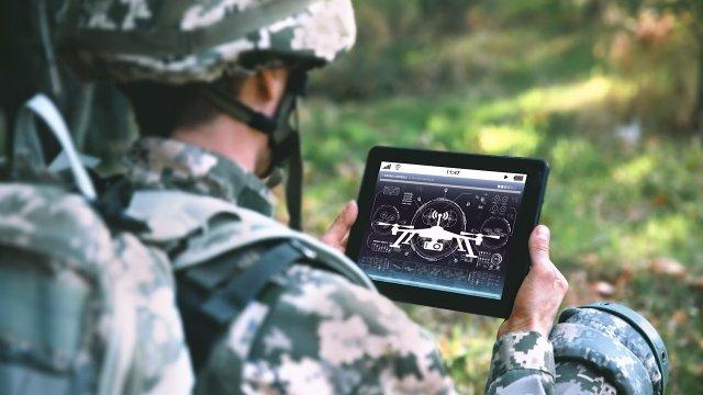 Американские военные испытали систему для 3D-печати беспилотных самолетов