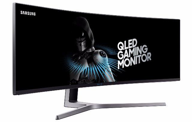 Широкомасштабный игровой монитор Samsung впервые будет сертифицирован HDR