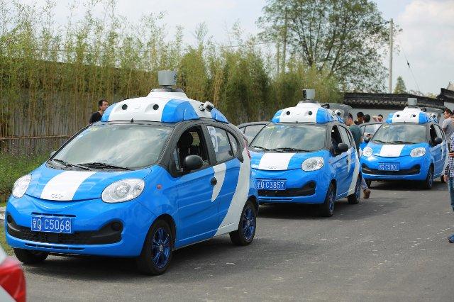 Китай позволит беспилотные автомобильные испытания на дорогах общего пользования