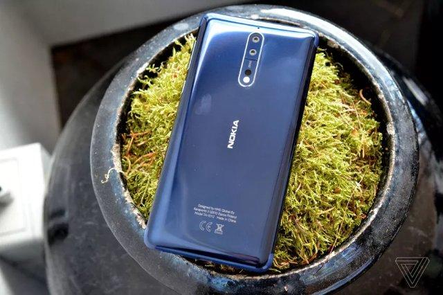 Nokia 9 будет иметь 5,5-дюймовый OLED-дисплей и Android 8.0 Oreo