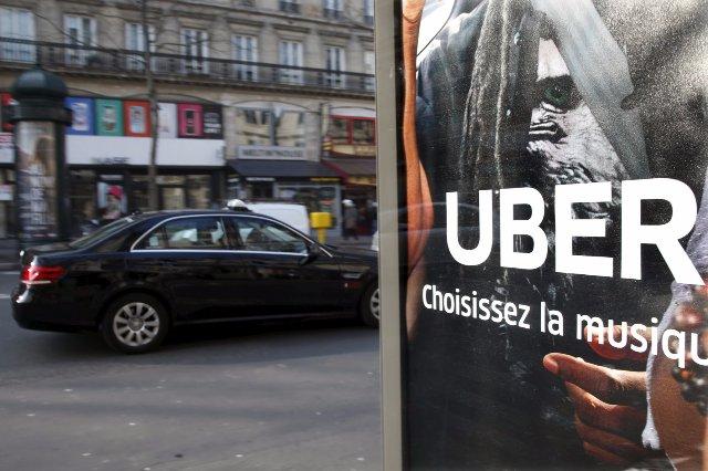 ЕС решает рассматривать Uber как компанию такси, а не приложение