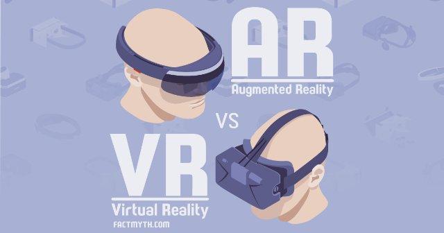 Миры сталкиваются: VR и AR в 2018 году