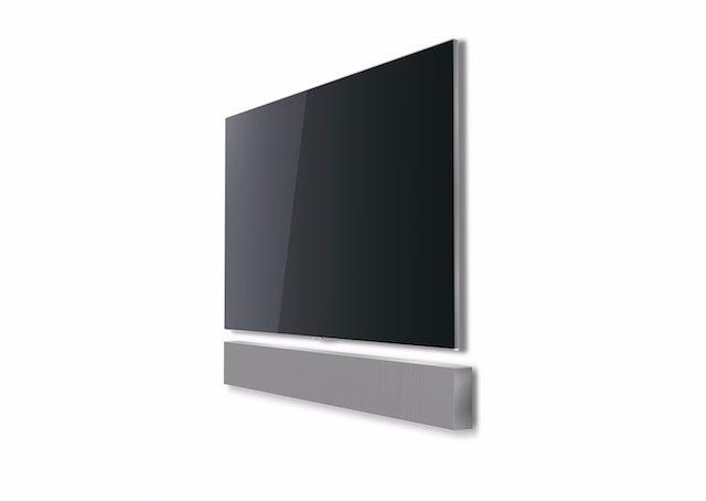 Новая настенная звуковая панель Samsung оснащена встроенным сабвуфером