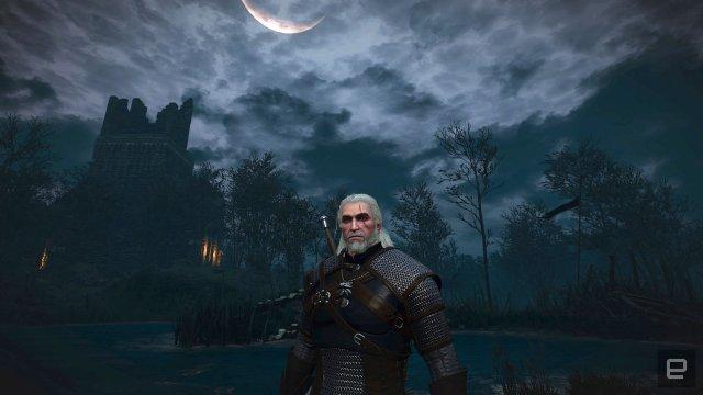 Почти три года спустя «The Witcher 3» заработает в 4K на Xbox