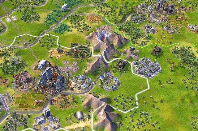 «Civilization VI» выходит на iPad и стоит 30 долларов