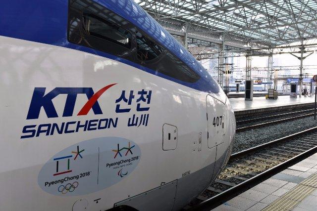 Южная Корея оснащает высокоскоростной поезд высокоскоростным LTE