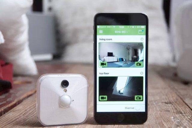 Amazon покупает смарт-камеру Blink