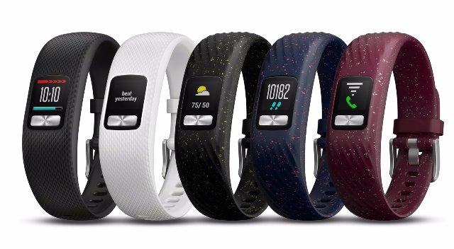 Новый Vivofit от Garmin проработает год с постоянно включенным цветным дисплеем