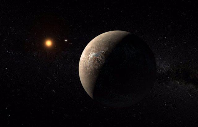NASA надеется направить зонд на Альфу Центавра в 2069 году