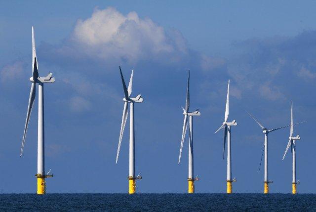 Возобновляемые источники энергии превысили использование угля в Великобритании в течение большей части 2017 года