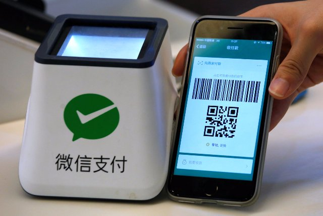 Китай позволит расплачиваться с помощью QR-кода для борьбы с мошенничеством