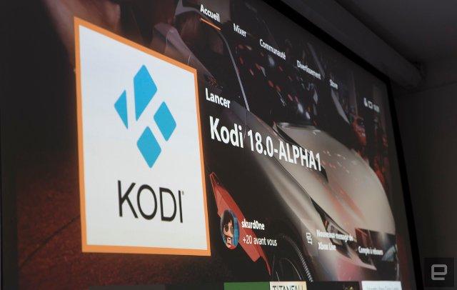 Kodi появится на Xbox