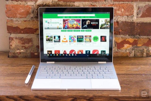 Chrome OS наконец запустит приложения Android в фоновом режиме