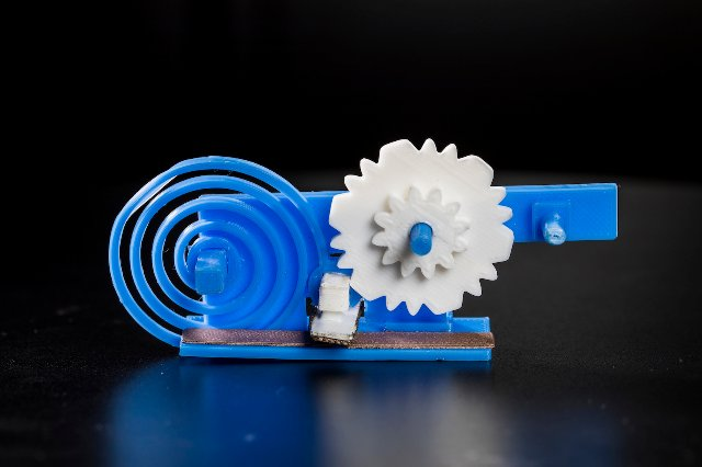 Исследователи создали 3D-печатные объекты, подключенные к WiFi, которые не нуждаются в мощности