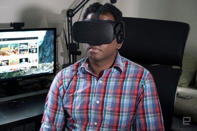 Обновление Oculus Rift Core 2.0 теперь доступно в бета-версии