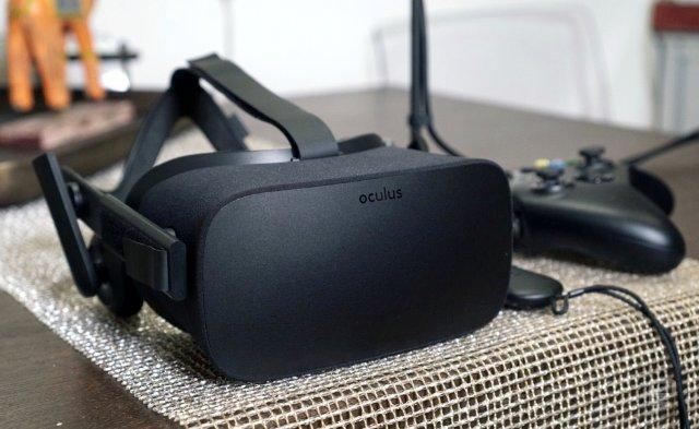 Лучшей гарнитурой для компьютера признана Oculus Rift