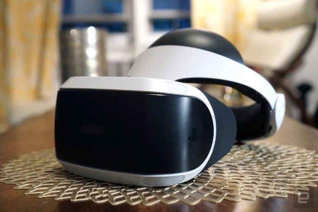 Лучшей гарнитурой для большинства потребителей стала Sony PlayStation VR