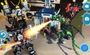 Lego AR-Studio привнесет виртуальных драконов в ваши физические наборы