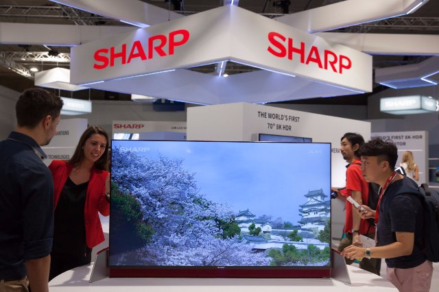 Sharp хочет, чтобы «японский альянс» повысил конкуренцию OLED TV