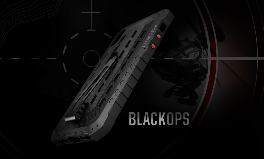 Вещь дня: Element Case Black Ops для iPhone X