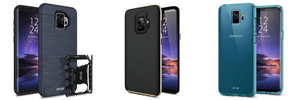 Производитель чехлов показал Samsung Galaxy S9, интриги больше нет