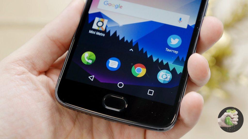 Обзор Moto G5S: какой пригожий!
