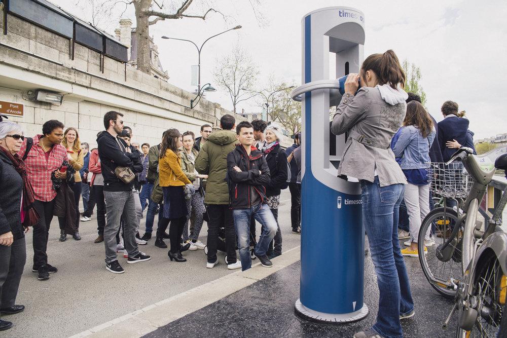 VR-будка покажет траншеи Первой Мировой прямо на месте событий