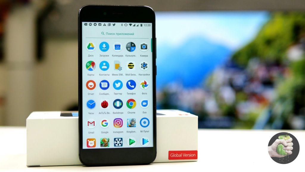 Обзор Xiaomi Mi A1: секретный козырь Xiaomi