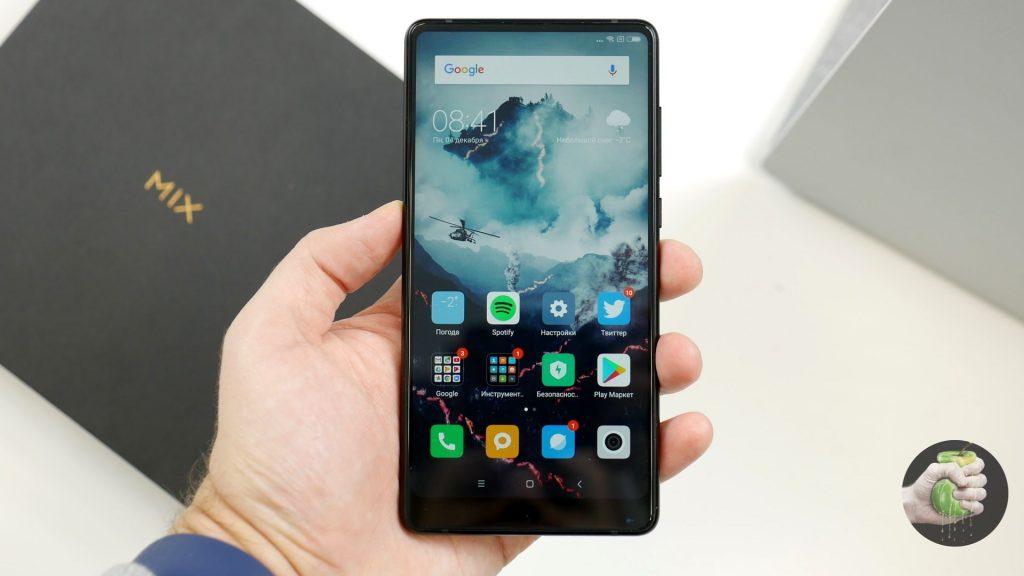Вышла элитная версия Xiaomi Mi Mix 2 для богачей