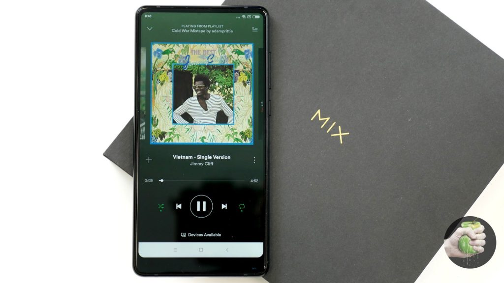 Обзор Xiaomi Mi Mix 2: самый красивый китаец
