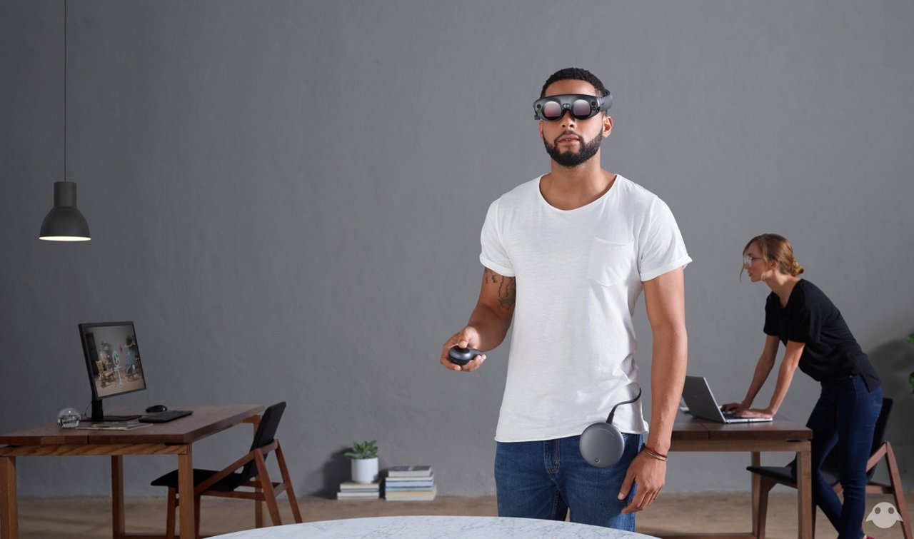 Что такое Magic Leap и почему его все обсуждают?