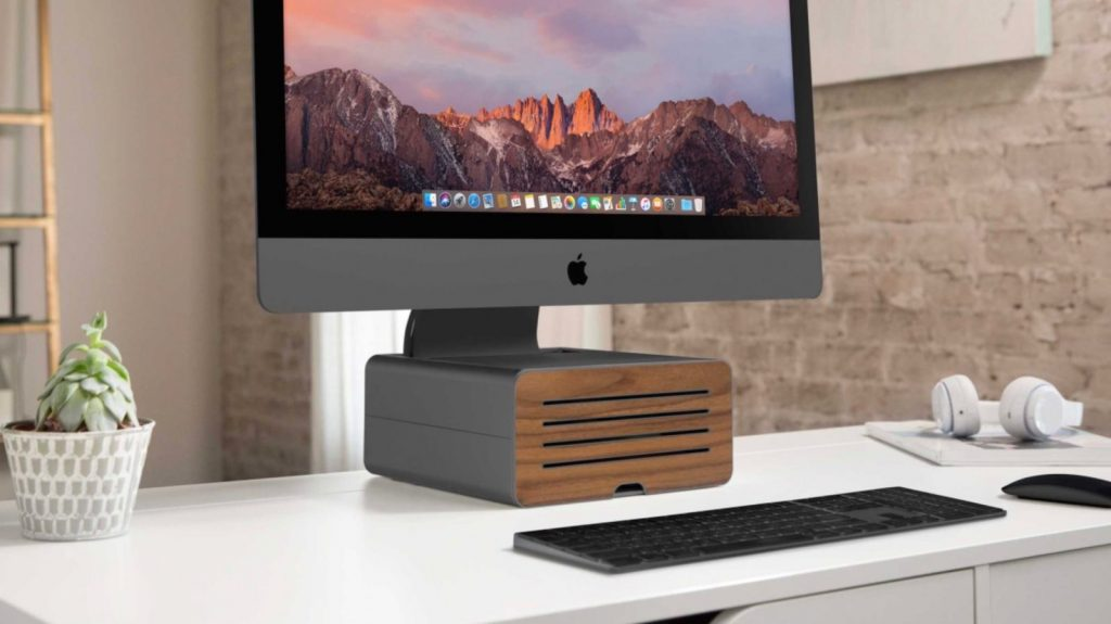 Вещь дня: царская подставка Twelve South HiRise Pro для iMac Pro
