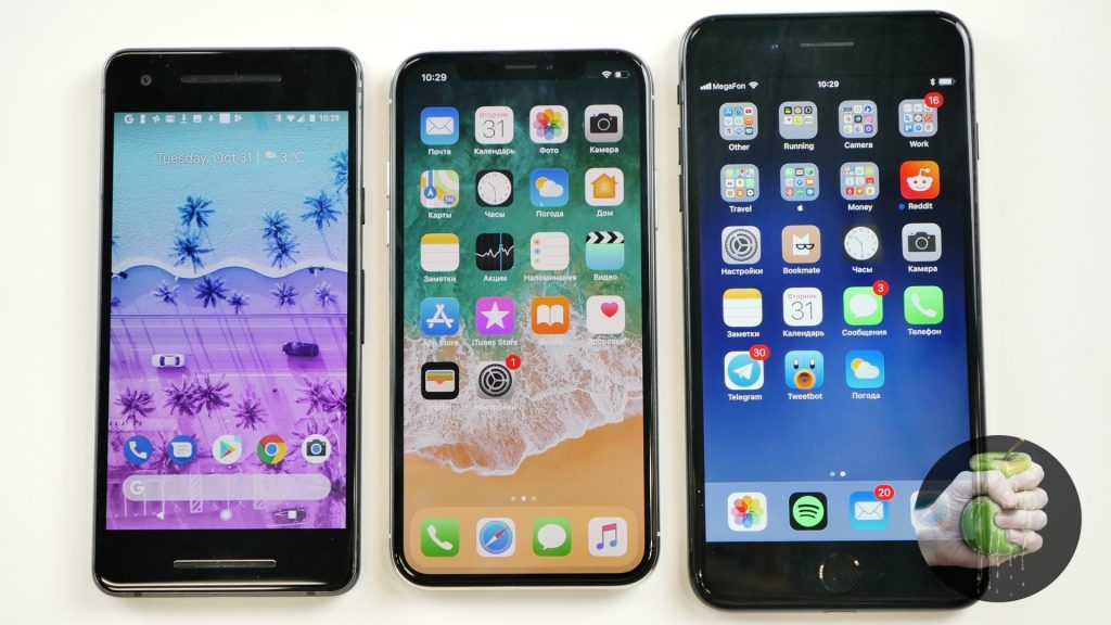 iPhone X и все остальные новинки Apple
