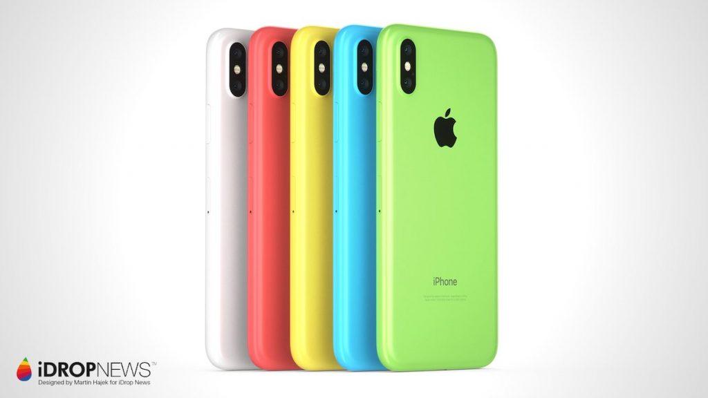 Яркие фантазии: концептуальный iPhone Xc
