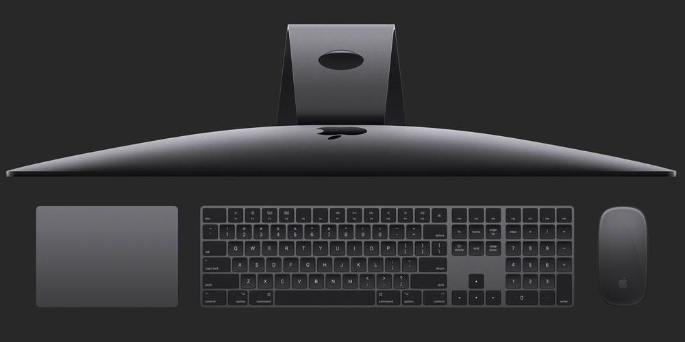 Дождались, безумно дорогой Apple iMac Pro скоро в продаже