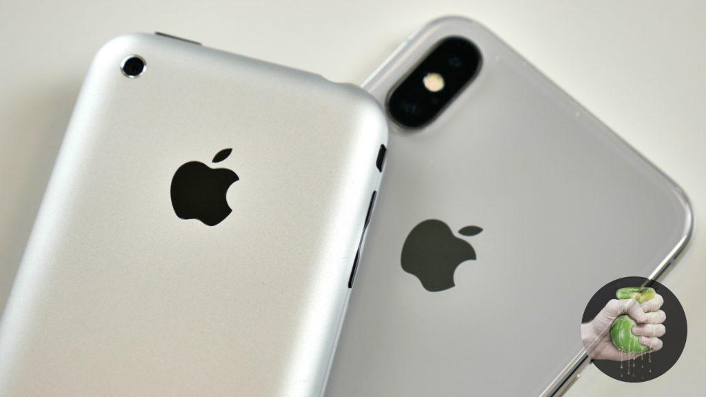Слух: ждите 3 новых iPhone с монобровью через год