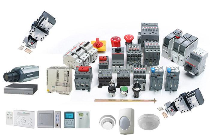 Широкий ассортимент низковольтной аппаратуры и товаров для дома
