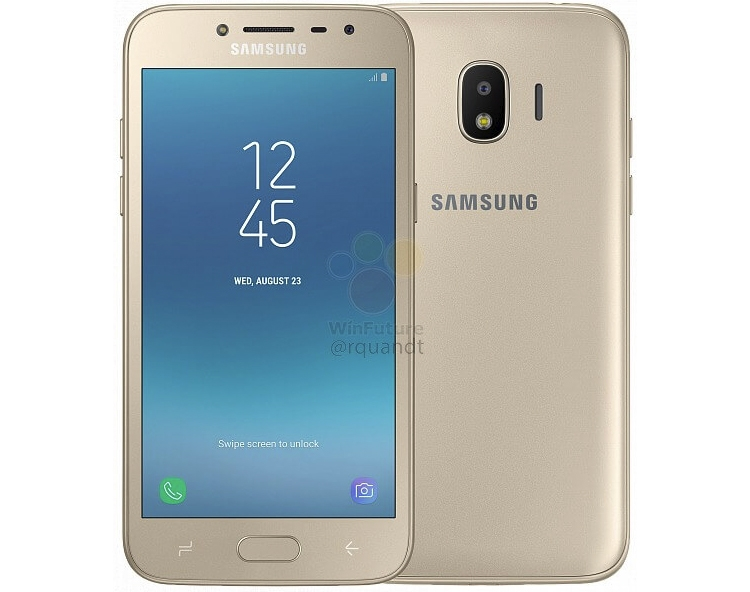 Бюджетная новинка на подходе — Samsung Galaxy J2 (2018)