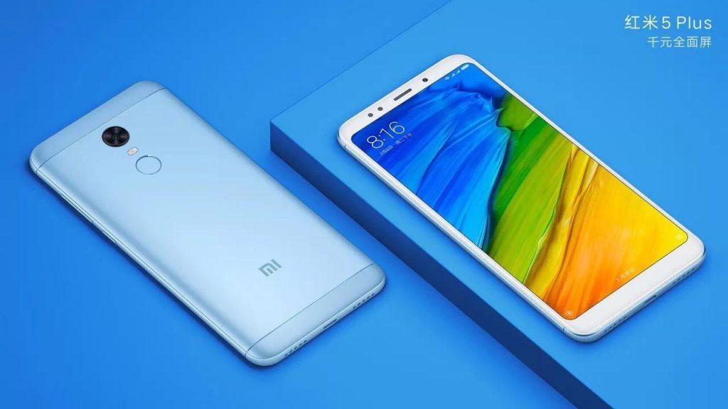 Финальный слив: фото, цены и характеристики Xiaomi Redmi 5 и Xiaomi Redmi 5 Plus
