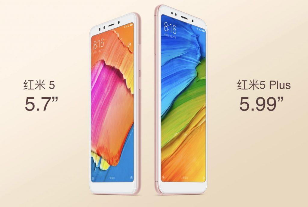 Вещь дня: улётные бюджетники Xiaomi Redmi 5 и Redmi 5 Plus