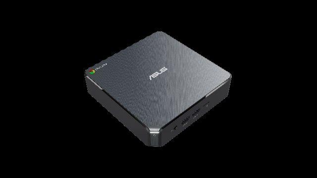 Новый ASUS Chromebox 3 больше предназначен для предприятий