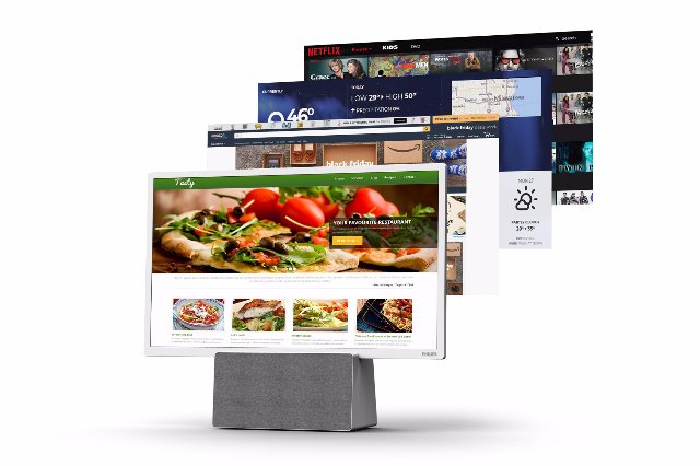 Philips TV для кухни оснащен Google Assistant