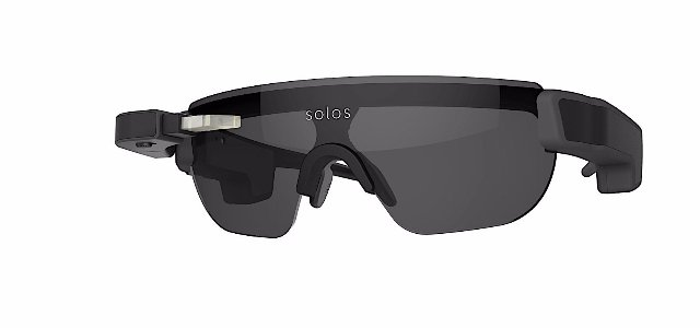 SOLOS - умные велосипедные очки