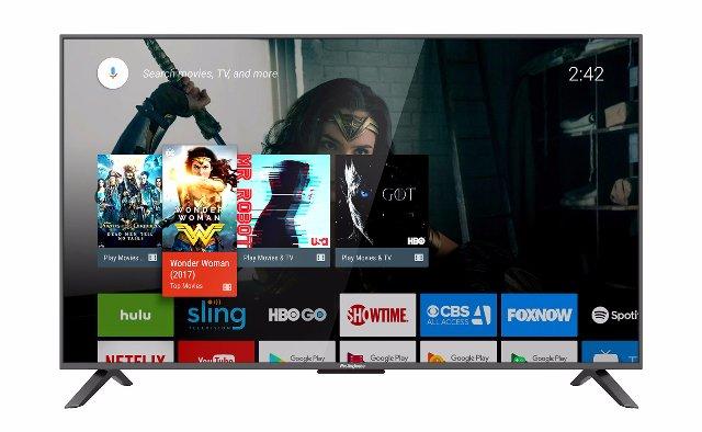 43-дюймовый 4К Android-телевизор Westinghouse будет стоит 350 $