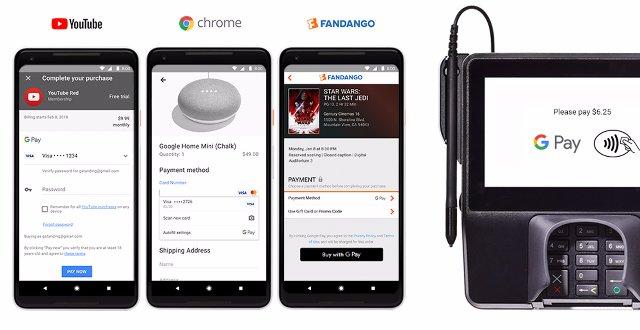 Google Wallet и Android Pay окончательно объединены под одним брендом