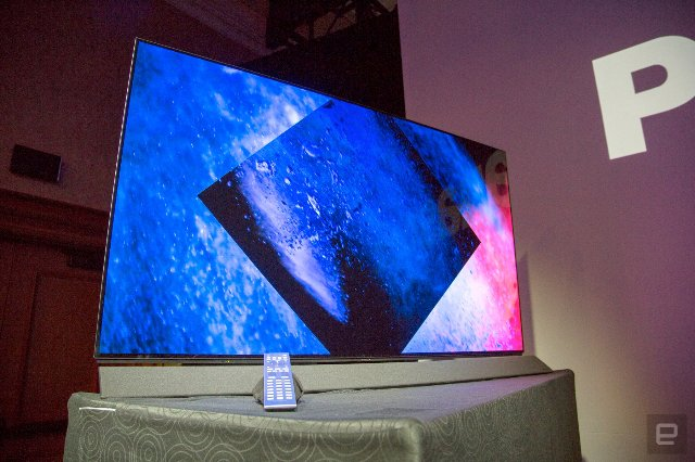 Panasonic добавляет к своей линейке 4K OLED телевизоры FZ800 и FZ950