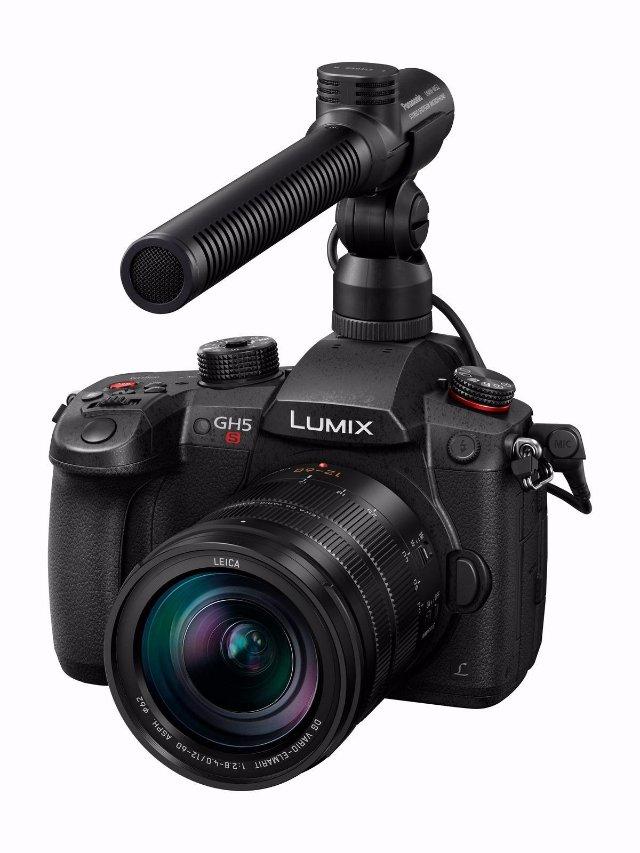 Panasonic GH5s - идеальная зеркальная камера для 4K видео
