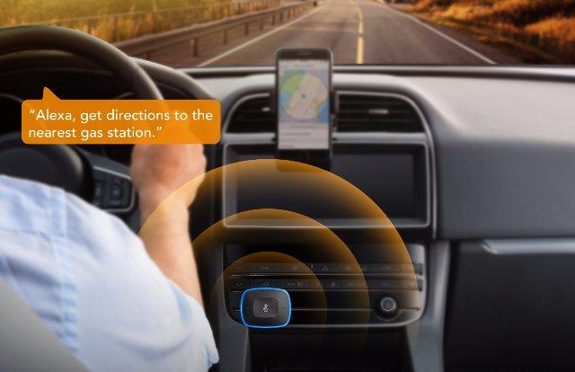 Зарядное устройство с Bluetooth от Anker приносит Alexa к вашему современному автомобилю