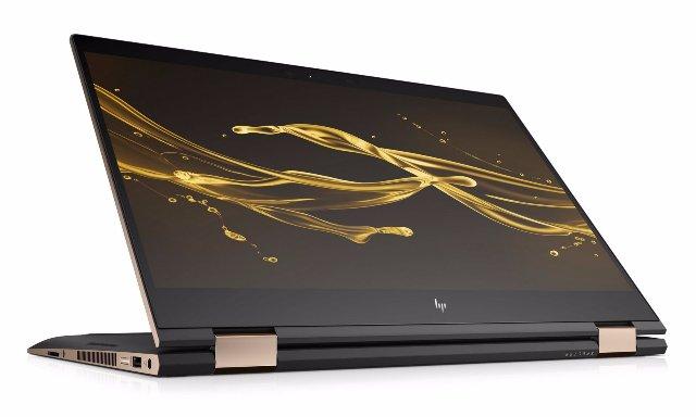 HP Spectre x360 15 - это дебют для графики AMD RX Vega M