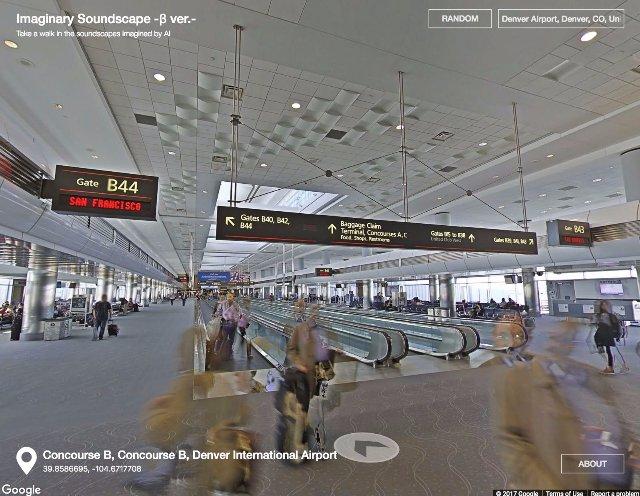 ИИ добавляет фоновый шум в сцены просмотра Google Street View